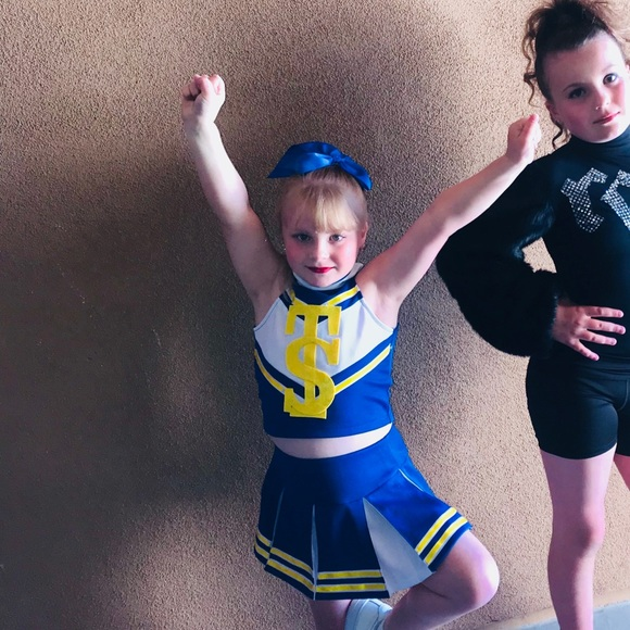 Costumes Taylor Swift Cheer Leader Outfit Costume Poshmark